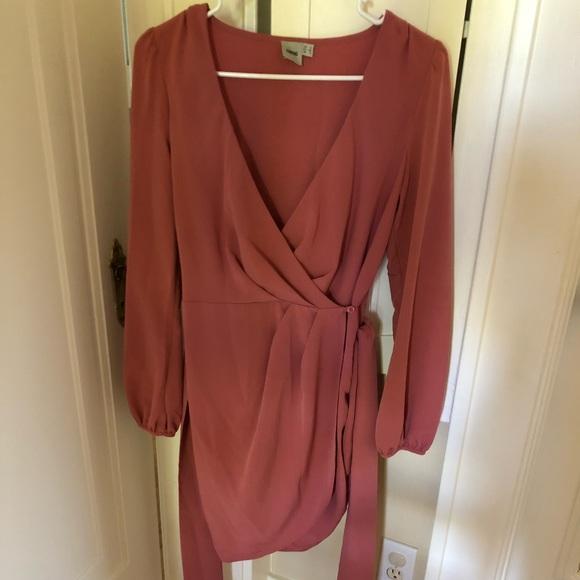 e832cf480d2 ASOS Dresses   Skirts - ASOS wrap dress with tulip skirt - EUC